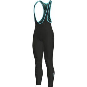 Alé Cycling Klimatik K-Atmo Bib Shorts Heren, black